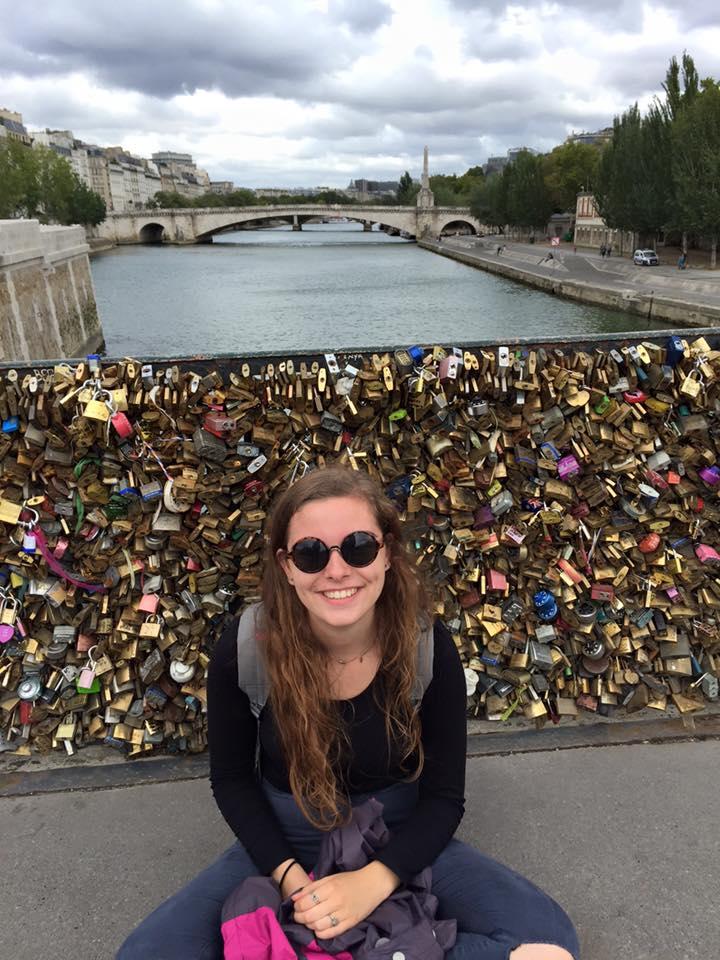 Pont de l'Archeveche, Paris